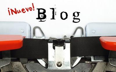 Sí, después de 10 años ¡Estreno Blog!