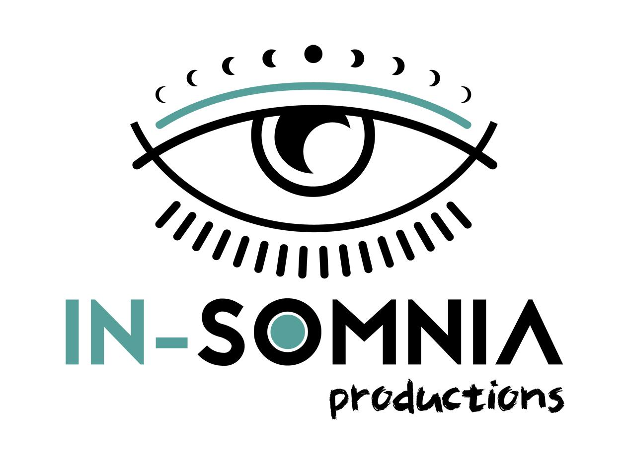 Diseño del logo de la productora In-Somnia