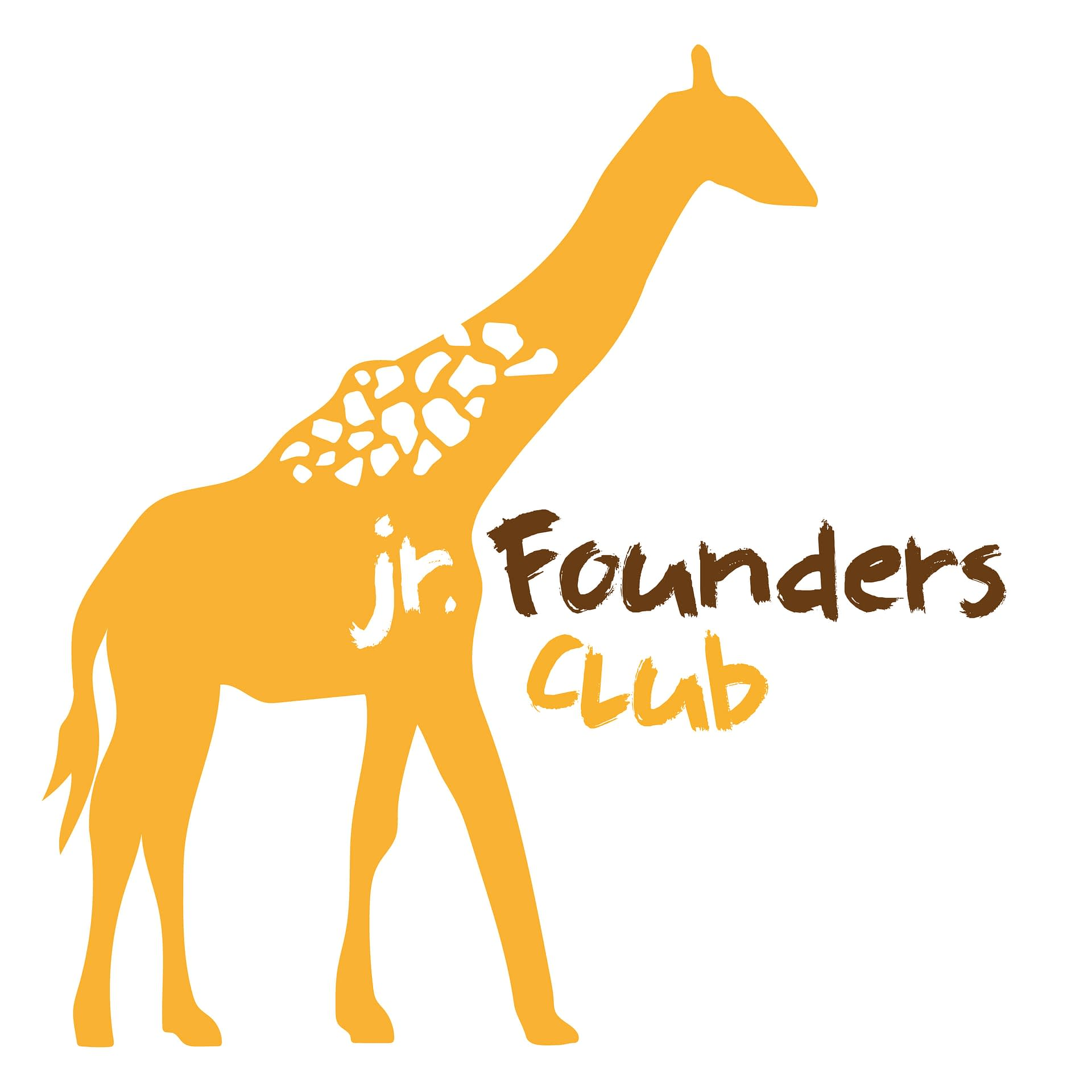 Diseño del logo de JR. Founders Club