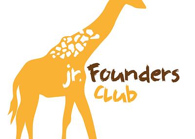 Logo para JR. Founder Club